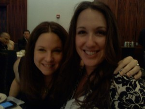 4 Walls CEO Ellen Thompson and Sales Executive Holly Phillips